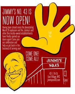 JimmysOpen